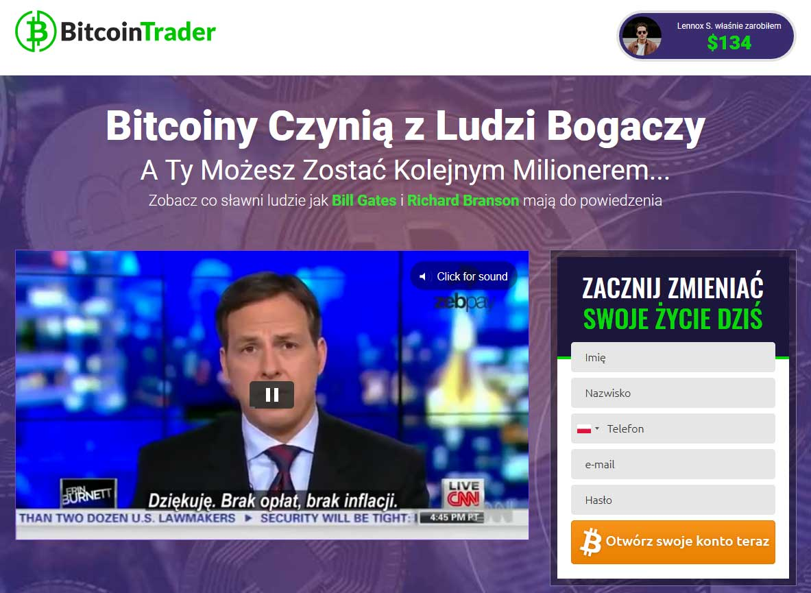Crypto Trader opinie