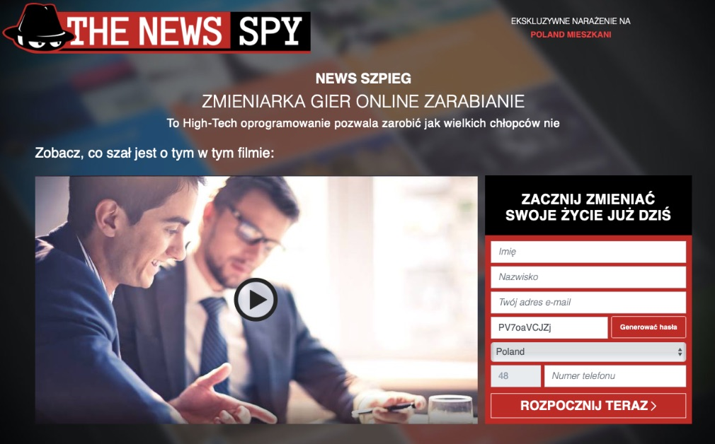 The News Spy opinie